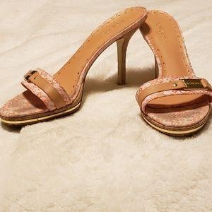 BCBGirls Shoes - BCBG Pink heels